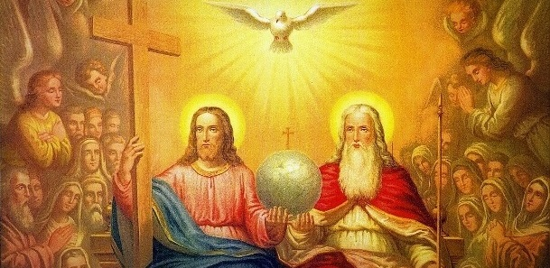 Jesus rules the world at the right hand of God in heaven (Mark 16:19, 1 Peter 3:21-22).