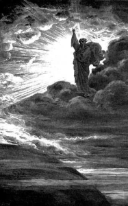 Gustave Dore. Let there be Light!