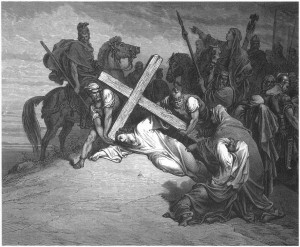 Dore, Gustave. The Arrival at Calvary