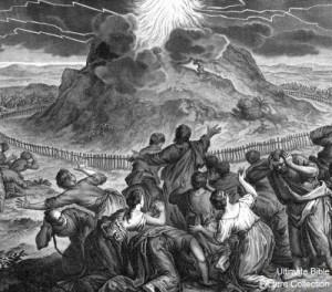 Exodus sinai