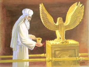 holy of holies Mount Mt. of Olives split in two 2, Zechariah 14 commentary, Zechariah 14 fulfilled, Zechariah 14:12 commentary,