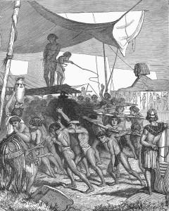 Hebrew slaves Deuteronomy 28:68 preterism commentary