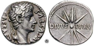 Caesar Augustus coin Explain Daniel 11, Daniel chapter 11 commentary, Daniel 11 prophecy fulfilled, the willful king, daniel king of the north