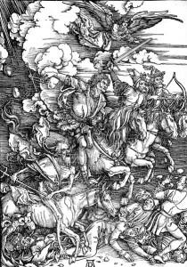 4 horsemen Revelation 7 A Preterist Commentary