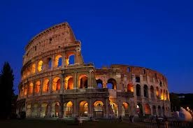 The Roman Colosseum is said to be built from the stones of the Jewish Temple–hence no stone was left on another.