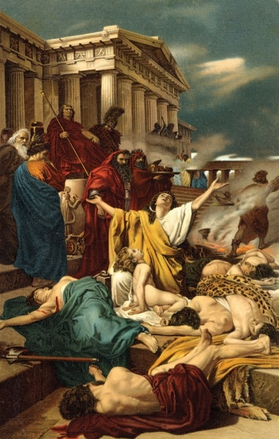 the cleansing of israel in the book of zechariah the bible The bible in a nutshell – zechariah  zechariah is longer than the book of haggai  represents god's grace in removing our sins and cleansing us.