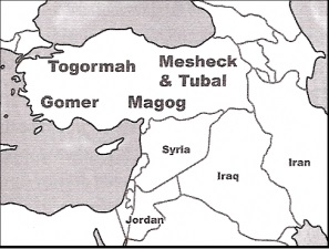 Preterists agree Gog and Magog are in Turkey. The Seljuk Turks, Gog,
