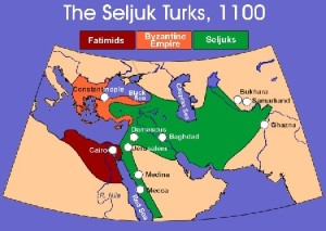 Gog and Magog are in Turkey. The Seljuk Turks, Gog,