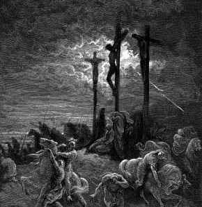 darkness during crucifixion Deuteronomy 28:29 preterist commentary