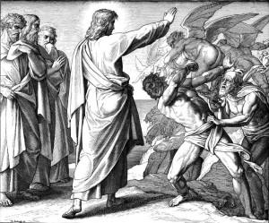 Die Bibel in Bildern Matthew 8:12 commentary preterism