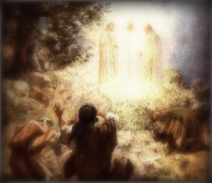 Jesus' likeness during the transfiguration is the same as his appearance after ascending into heaven according to Acts 9:3-6 and Revelation 1:13-16.