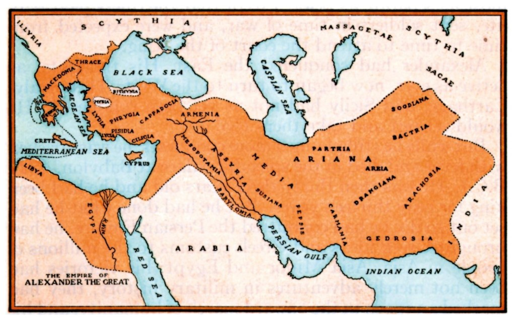 Greek Empire under Alexander the Great Daniel 8 commentary; understanding Daniel 8;