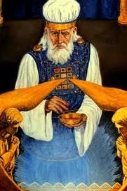 Jewish high priest