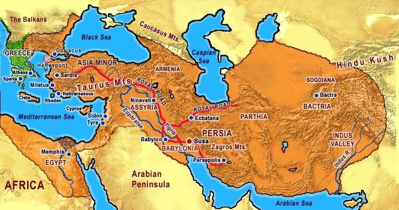 Persian Empire; Daniel 8 commentary; understanding Daniel 8;