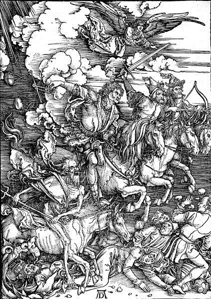 Revelation 6 Commentary - Praying for the Four Horsemen