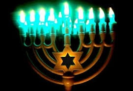 "The miracle of Hanukah, the Festival of Lights, literally fulfills v. 7: ""When evening comes, there will be light."""