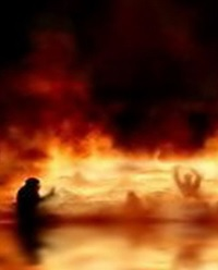 unquenchable fire of Matthew 3:12 Preterist commentary