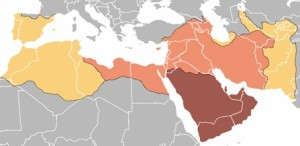 Meshek, Tubal, Persia, Cush, Put, Gomer, Beth Togarmah were all Muslim territory in the eleventh century.