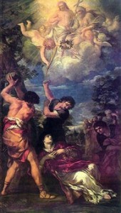 Martyrdom of Saint Stephen. A Preterist Commentary on 2 Thessalonians 1:6-10