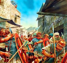 Zealots And Roman Soldiers Revelation Revolution